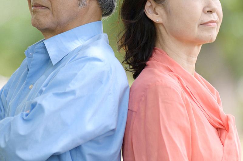 一般的に結婚生活20年以上の夫婦の離婚のことをいいます